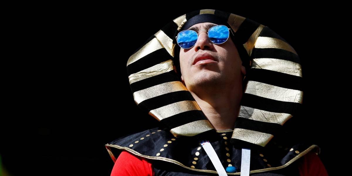AO VIVO: Egito enfrenta o Uruguai na Copa