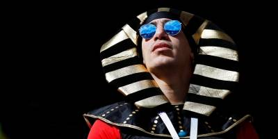 Egito torcida Copa do Mundo