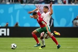 Marrocos x Irã