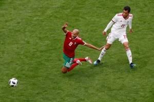 marrocos x ira copa