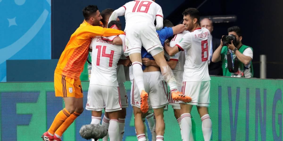 Copa 2018: com gol contra nos acréscimos, Irã vence o Marrocos por 1 a 0