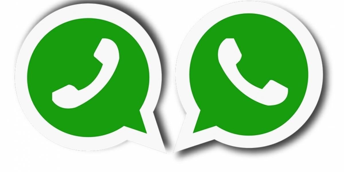 ¡Aprende a tener activas dos cuentas de Whatsapp al tiempo en tu celular!
