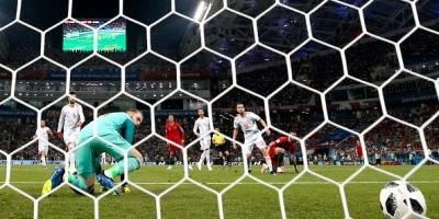 Segundo gol de Cristiano Ronaldo