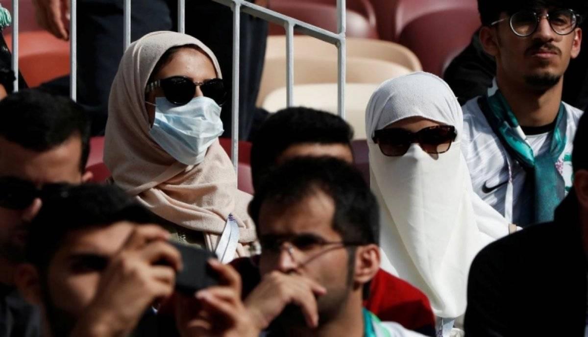 Mujeres Arabia Saudita Rusia 2018