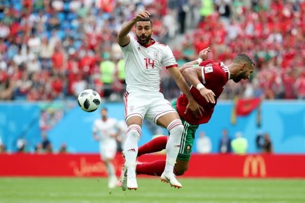 Marruecos Irán 2