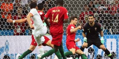 Así fue el gol de Diego Costa de España