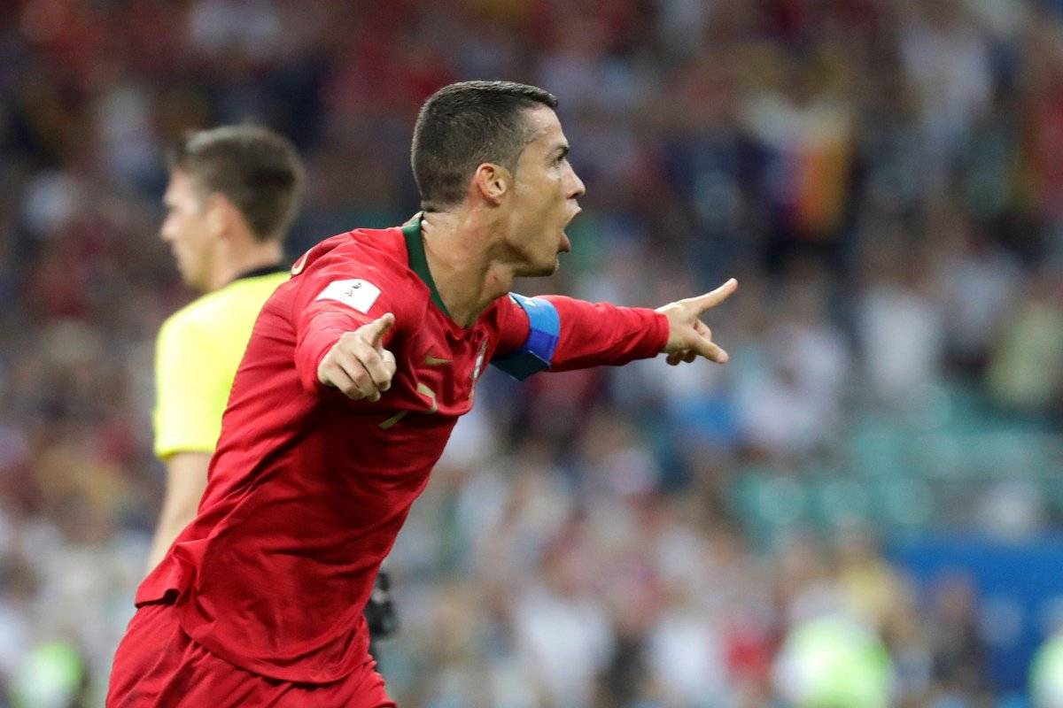 Portugal vs España: Hat-Trick de Cristiano para empatar 3-3 con Portugal EFE