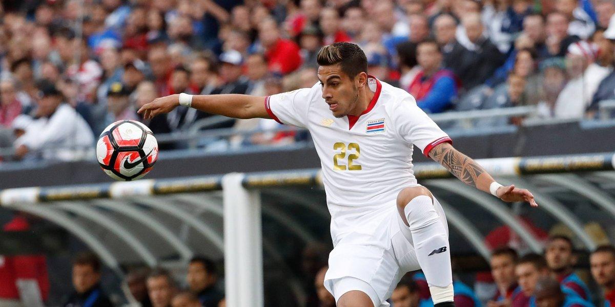 ¡Un lesionado más! Ronald Matarrita dice adiós al Mundial