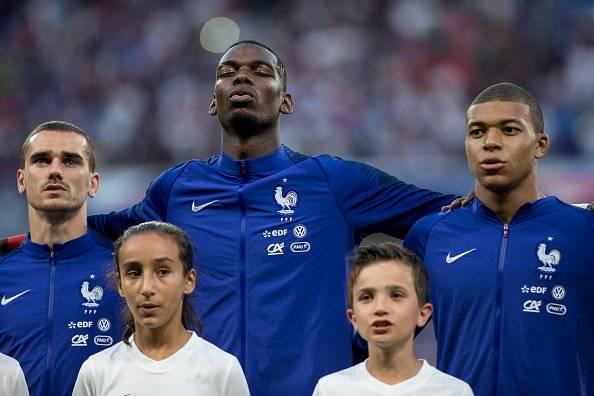 Francia vs Australia: EN VIVO ONLINE Rusia 2018, horarios, alineaciones, canales de transmisión Getty Images