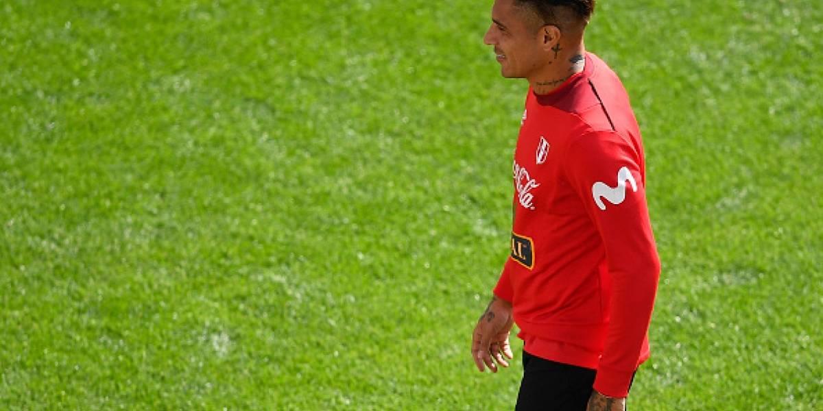 Perú pierde ante Dinamarca en el Mundial Rusia 2018