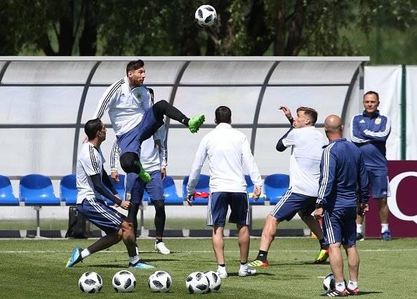 Argentina vs Islandia: EN VIVO ONLINE Rusia 2018, horarios, alineaciones, canales de transmisión Getty Images