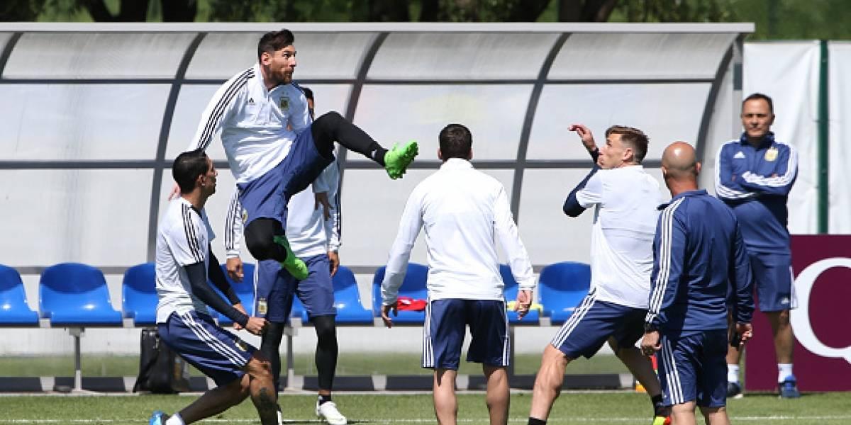EN VIVO ONLINE Rusia 2018: Argentina empata con Islandia en el Mundial