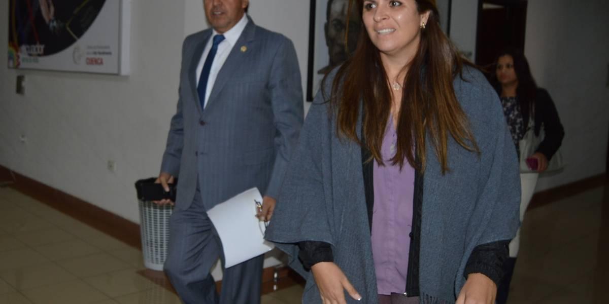 Presidente de Ecuador designa a Andrea Sotomayor como secretaria de Deporte