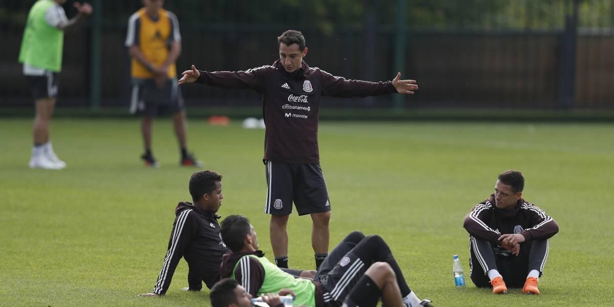 EN VIVO ONLINE Rusia 2018: Alemania pierde contra México