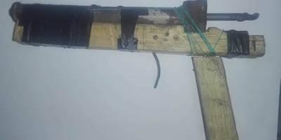 Arma hechiza localizada a estudiante en Jutiapa