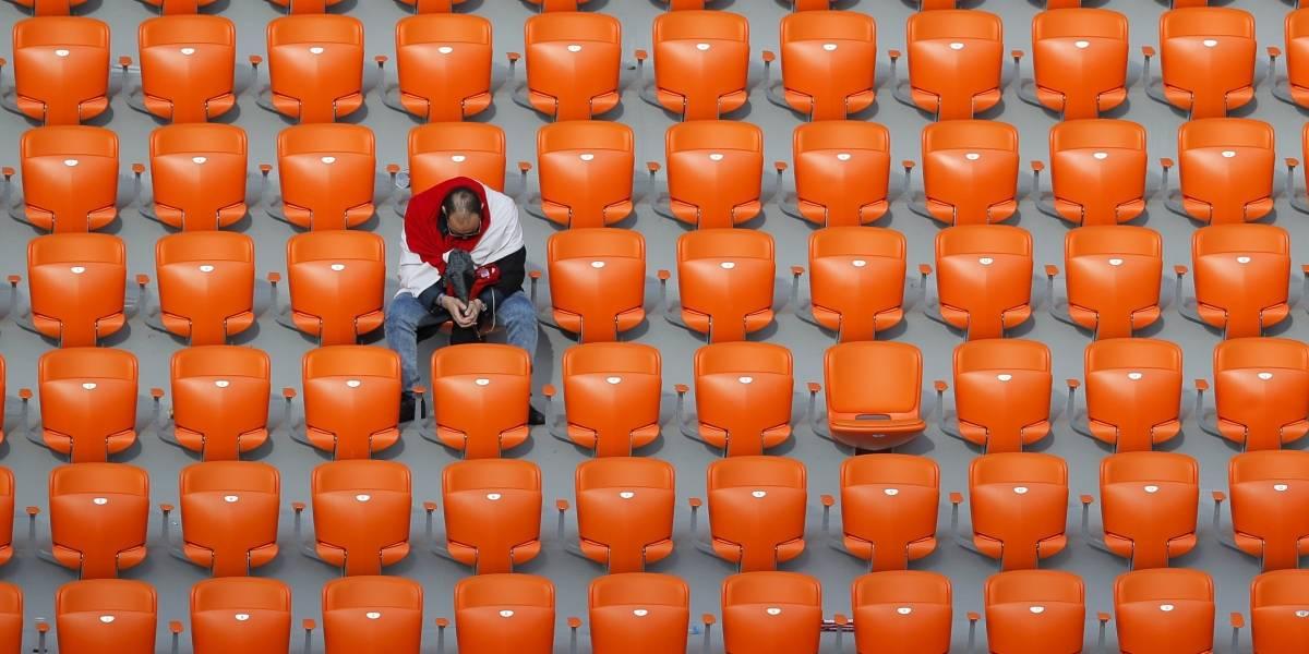 FIFA abre investigación sobre Uruguay - Egipto: se jugó con miles de asientos vacíos y se habían vendido casi todos