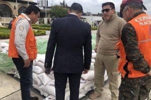 Bolivia entrega ayuda humanitaria a Guatemala por tragedia por erupción del volcán de Fuego.