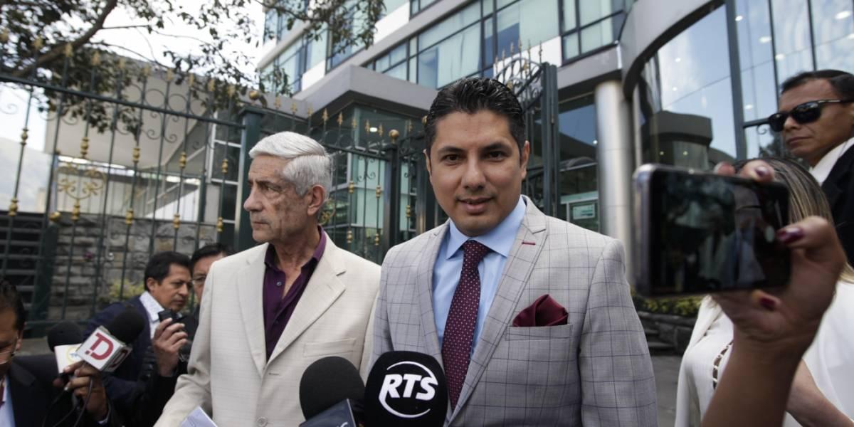 """Abogado de  Balda: """"Rafael Correa será acusado como de autor del delito de secuestro"""""""