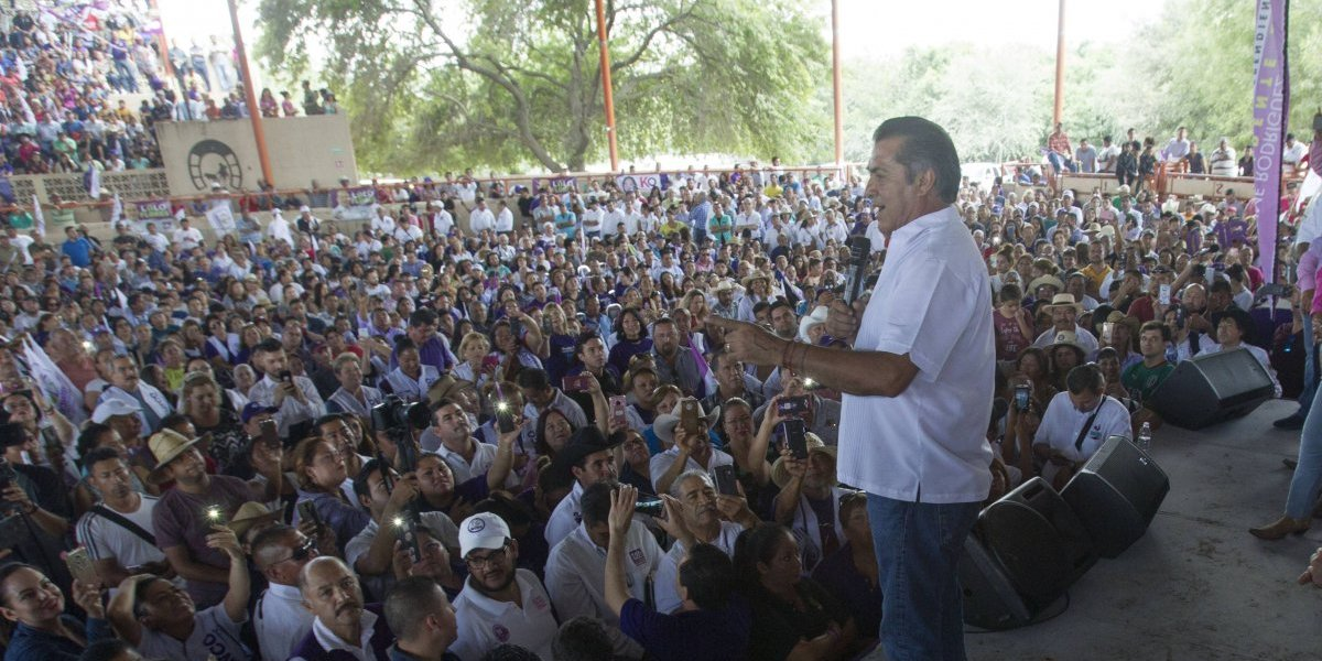 """Jaime Rodríguez """"El Bronco"""" presenta Consejo México, su plataforma de gobierno"""