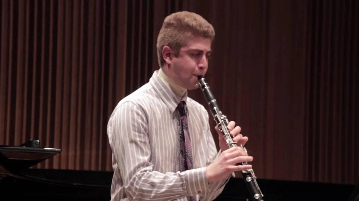 canadiense clarinete