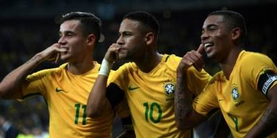 Brasil vs Suiza: EN VIVO ONLINE Rusia 2018, horarios, alineaciones, canales de transmisión