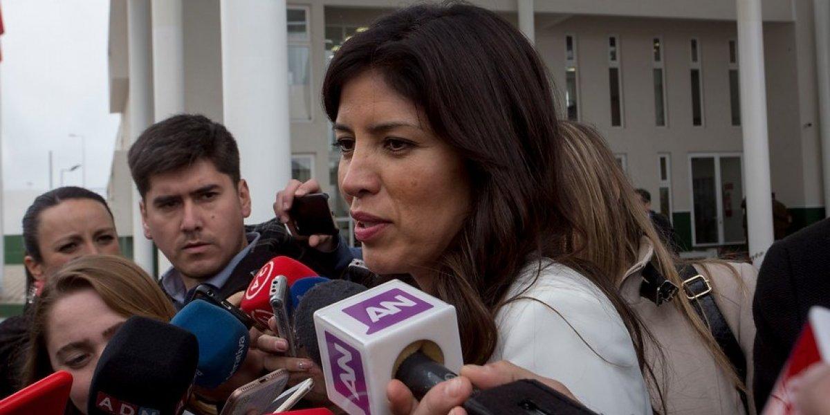 Formalizaron a alcaldesa de Antofagasta por fraude al fisco: le decretaron arraigo nacional