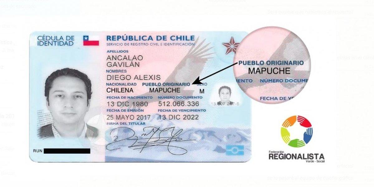 Proyecto busca que los mapuche, aymaras, rapa nui y otras etnias aparezcan en la cédula de identidad