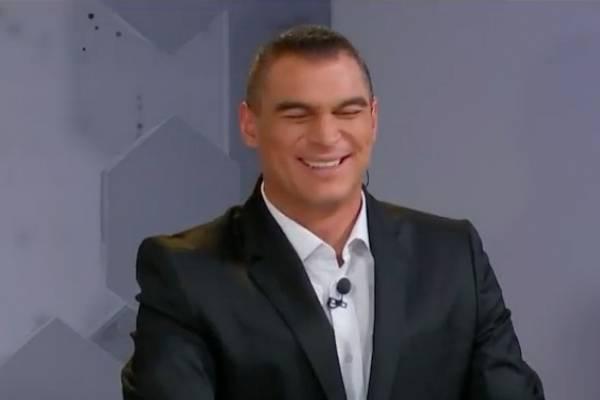 Faryd Mondragón regresó como comentarista deportivo