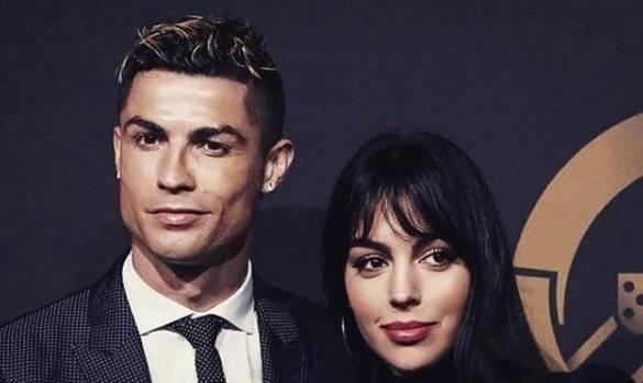 Georgina y Cristiano Instagram