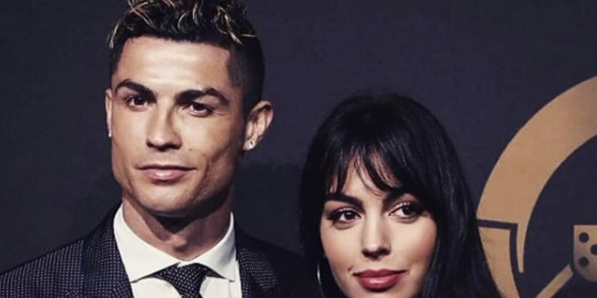 Así celebró Georgina Rodríguez los goles de Cristiano Ronaldo en el Mundial Rusia 2018