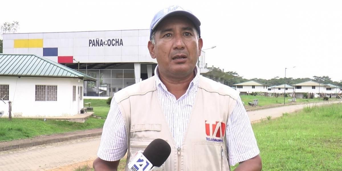 Gerente de hospital de Macas demanda a periodista de Teleamazonas, Wilson Cabrera