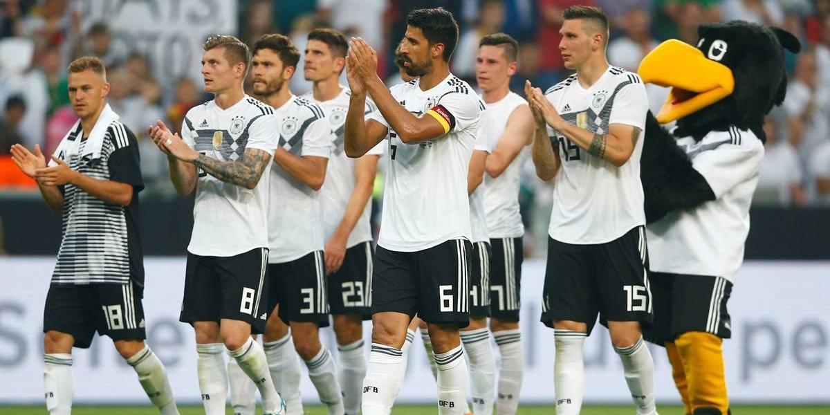 Copa do Mundo: onde assistir online Alemanha x México