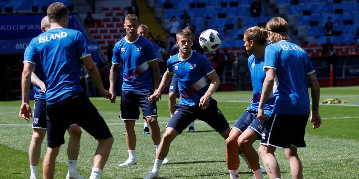 Copa do Mundo: onde assistir online Argentina x Islândia
