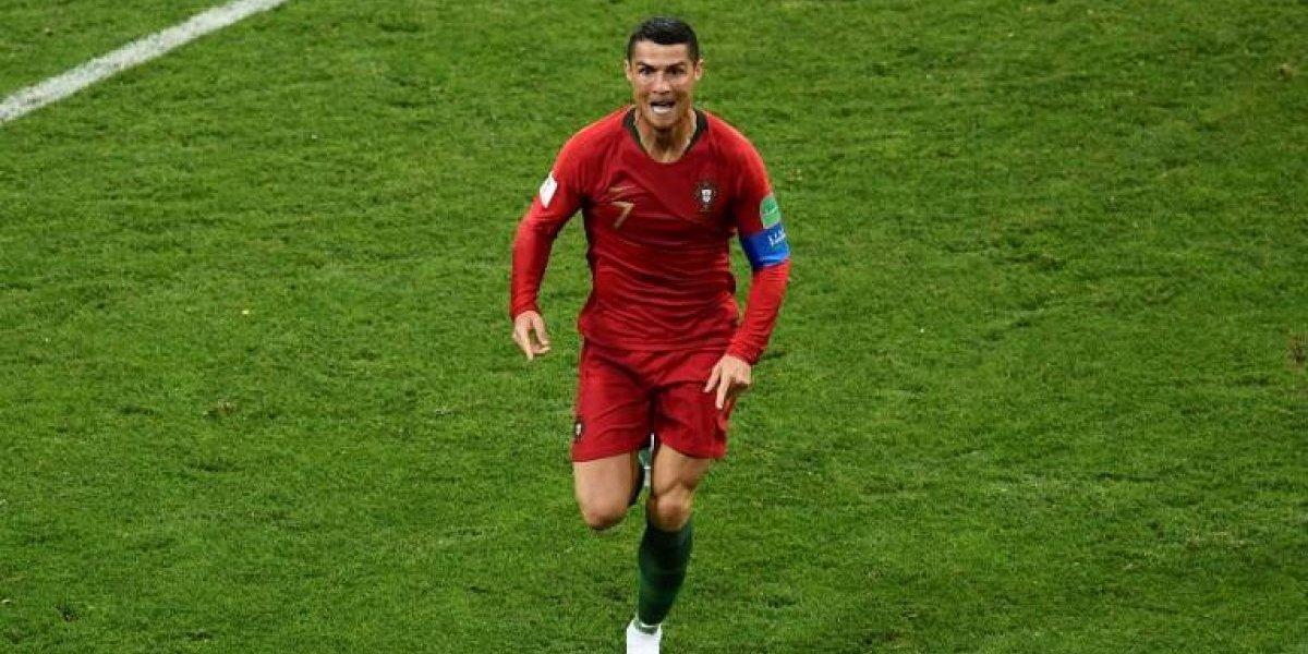 Cristiano Ronaldo logra un récord en su carrera durante el juego ante España