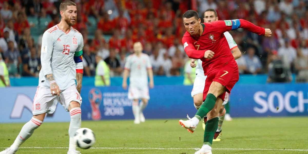 'Não falo mais com Cristiano Ronaldo na vida', diz jogador da Seleção Espanhola