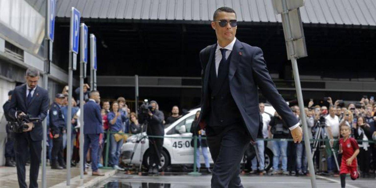 Cristiano Ronaldo acepta delitos y dos años de prisión previo al Mundial