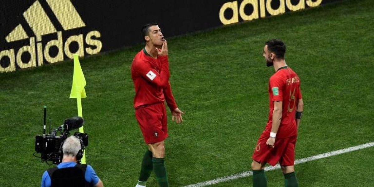 El gesto de Cristiano Ronaldo que nadie ha logrado descifrar