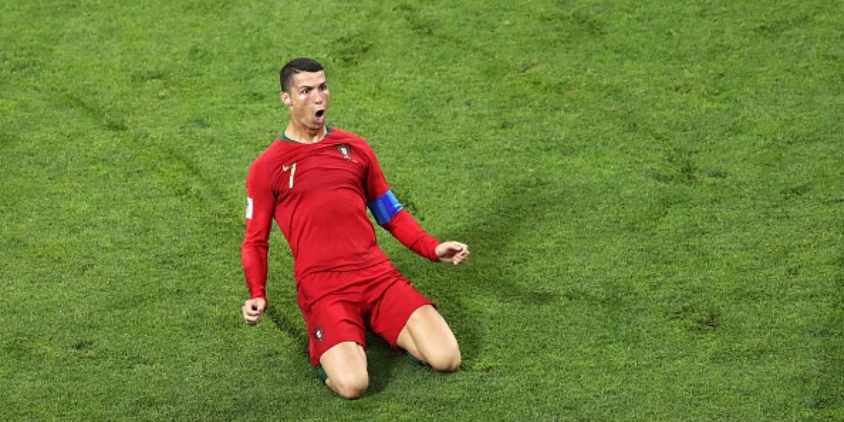 Rusia 2018: Cristiano, cuarto jugador que marca en cuatro Mundiales