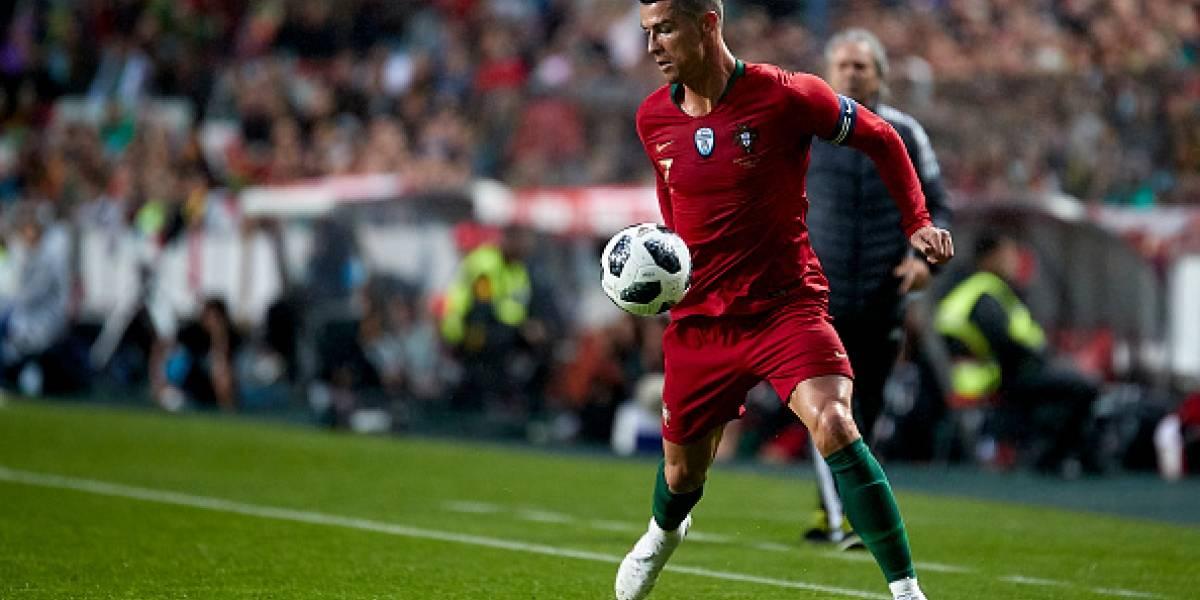 Cristiano Ronaldo aceptó pagar multa y ser condenado a dos años de prisión