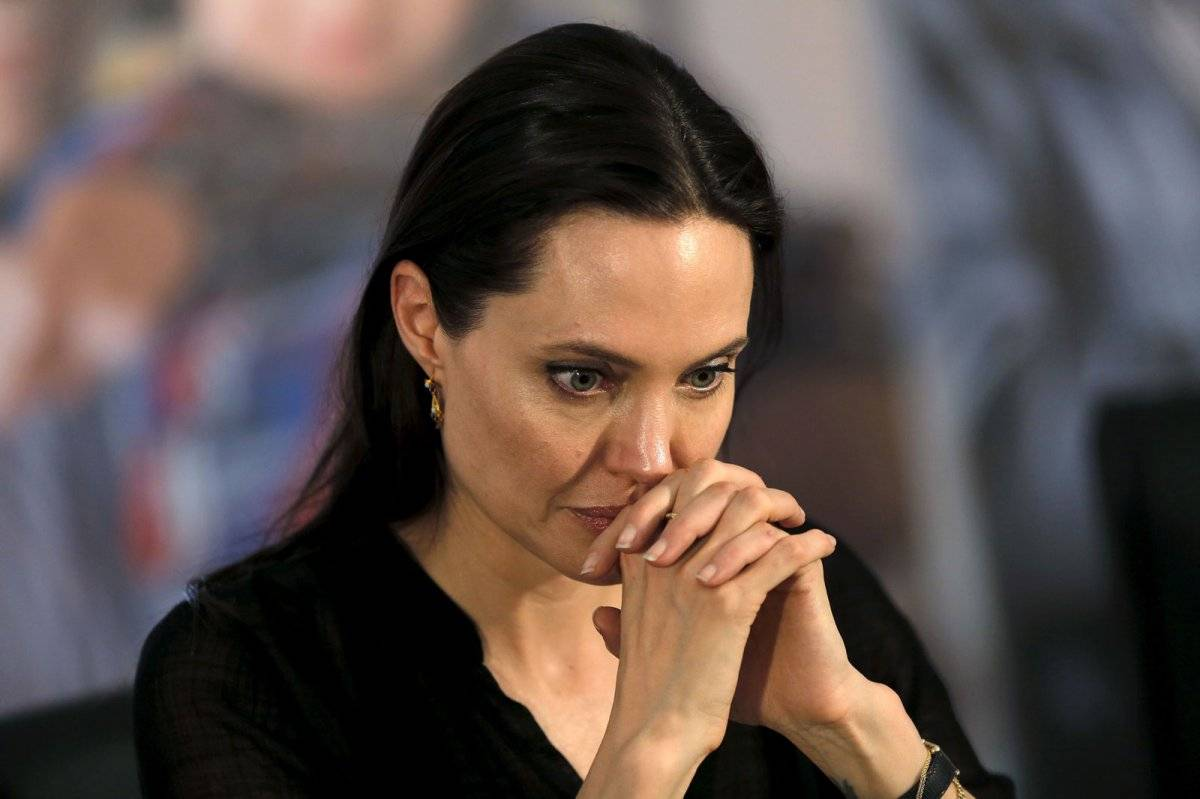Divorcio Angelina Jolie Brad Pitt