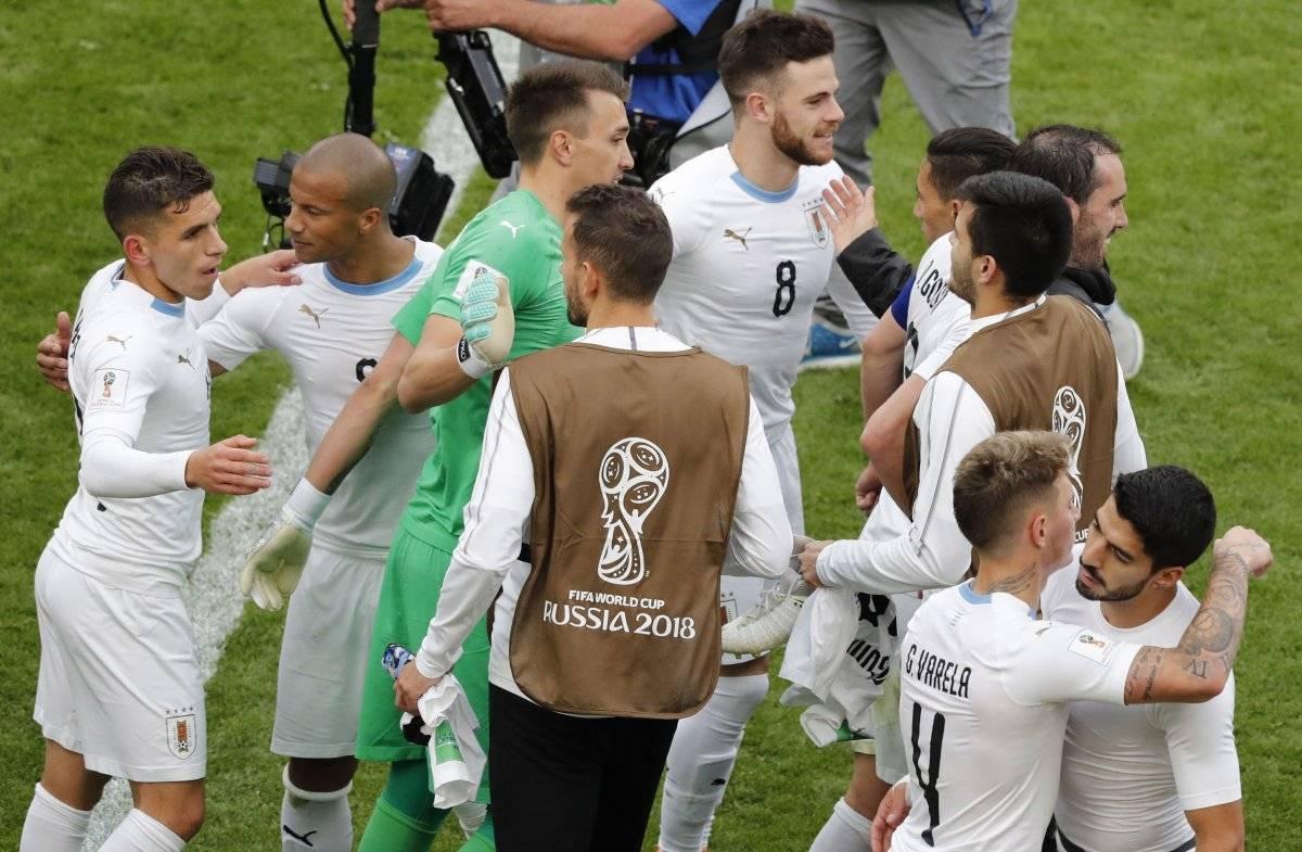 Uruguay y Egipto juegan con 5.000 asientos vacíos EFE