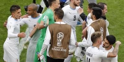 Uruguay y Egipto juegan con 5.000 asientos vacíos