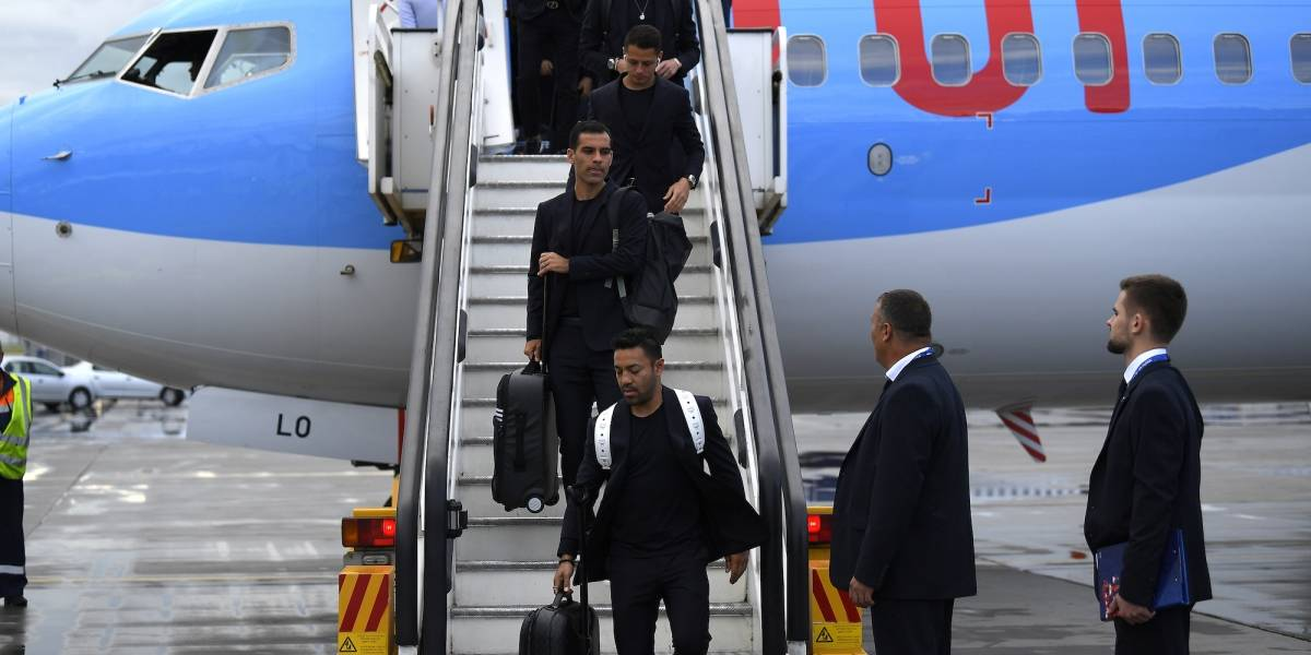 Ventilan fraude a familiares de jugadores mexicanos que van a Rusia