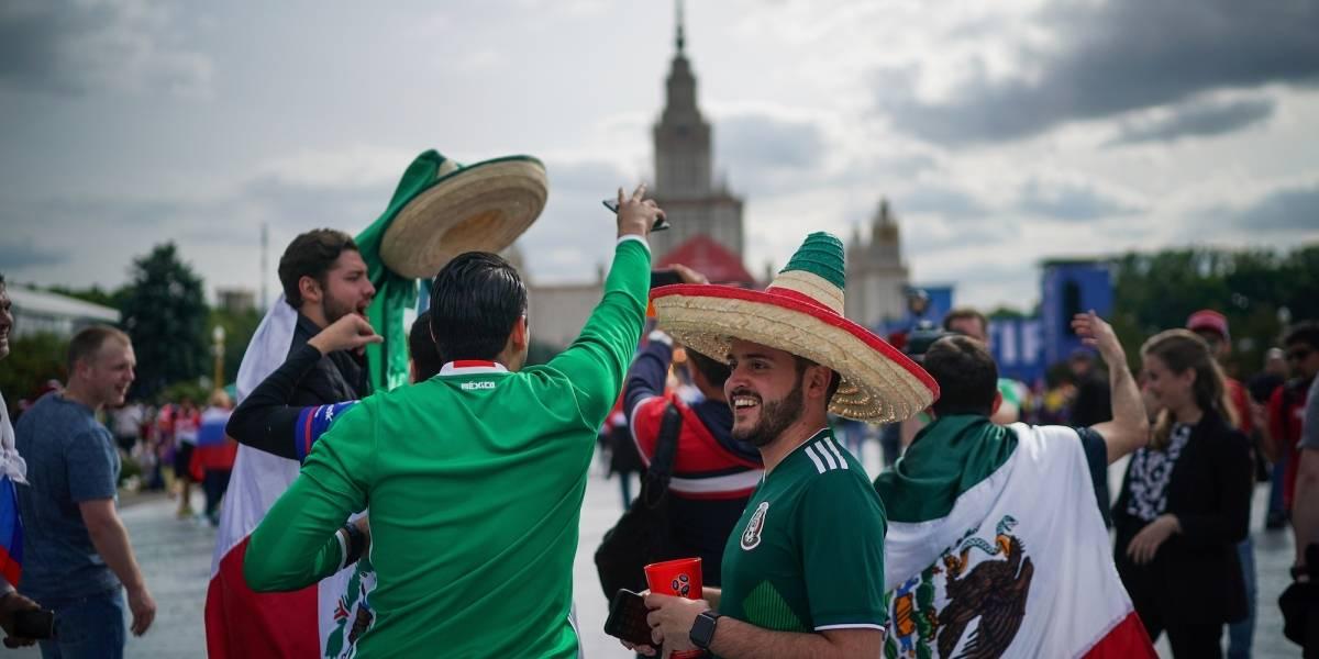 Aficionados de México y Alemania jugarán amistoso en Rusia
