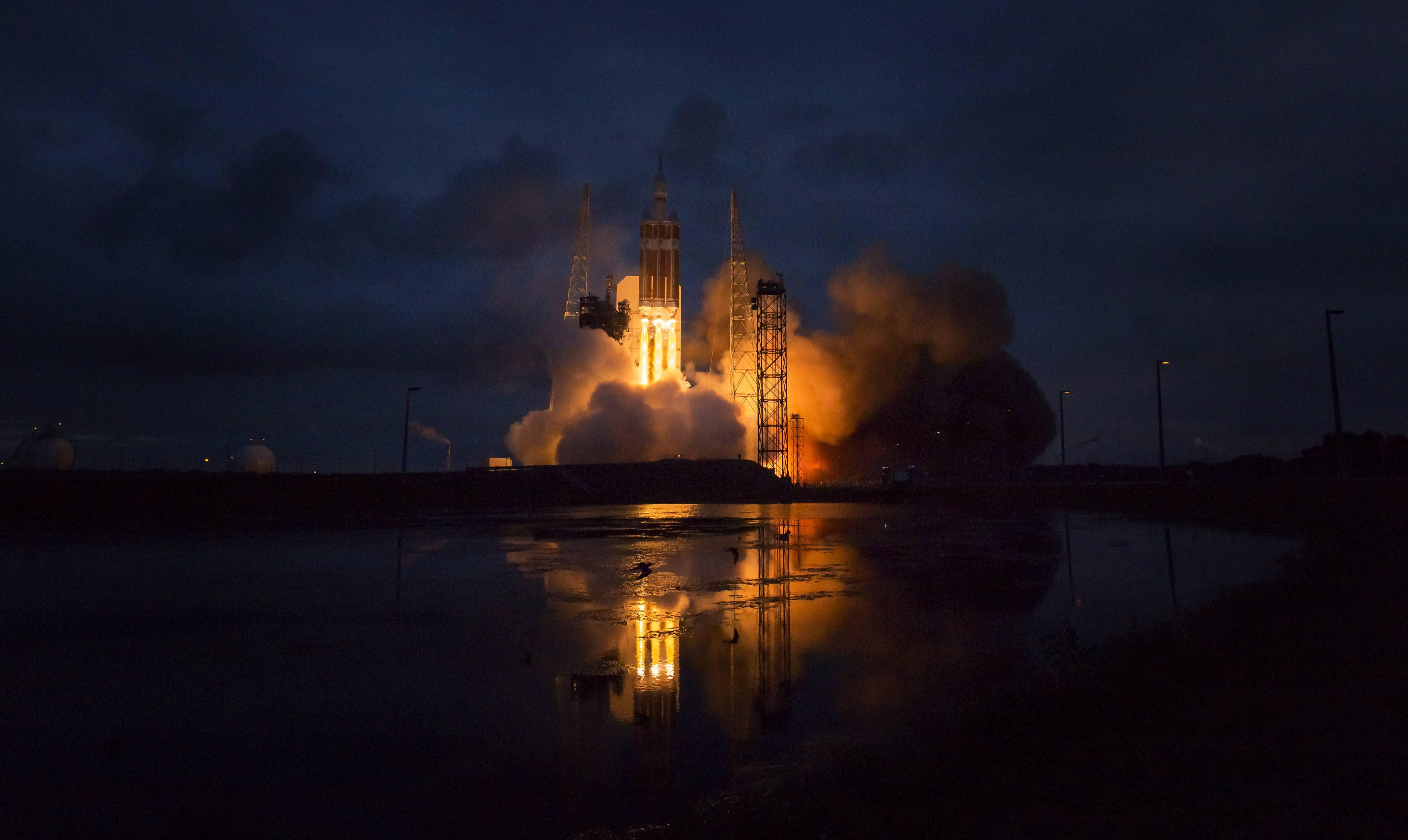 La vida dentro de Orion, la nueva nave espacial tripulada de la NASA