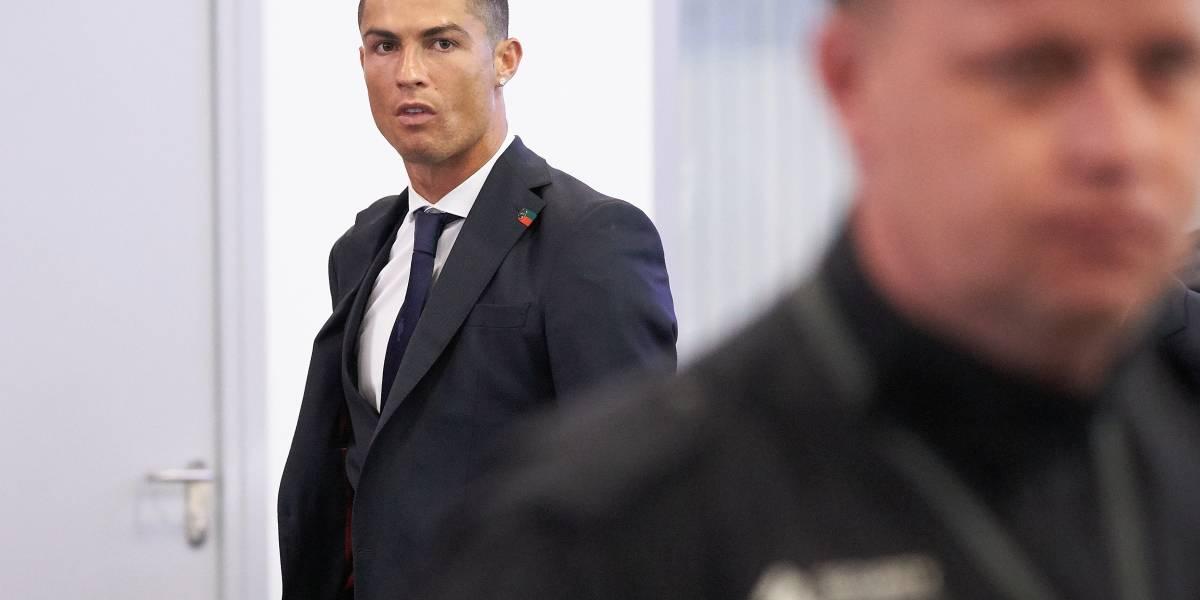 Problemas con la justicia: Cristiano Ronaldo acepta dos años de prisión y una millonaria multa