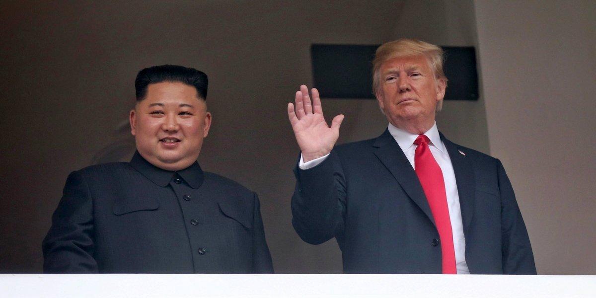 """Trump """"envidia"""" a Kim Jong-un porque a él sí lo obedecen"""