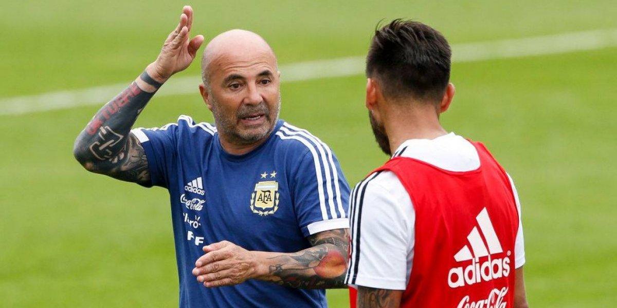"""""""Si Argentina logra agarrarle la mano a Sampaoli es un candidato fijo"""""""