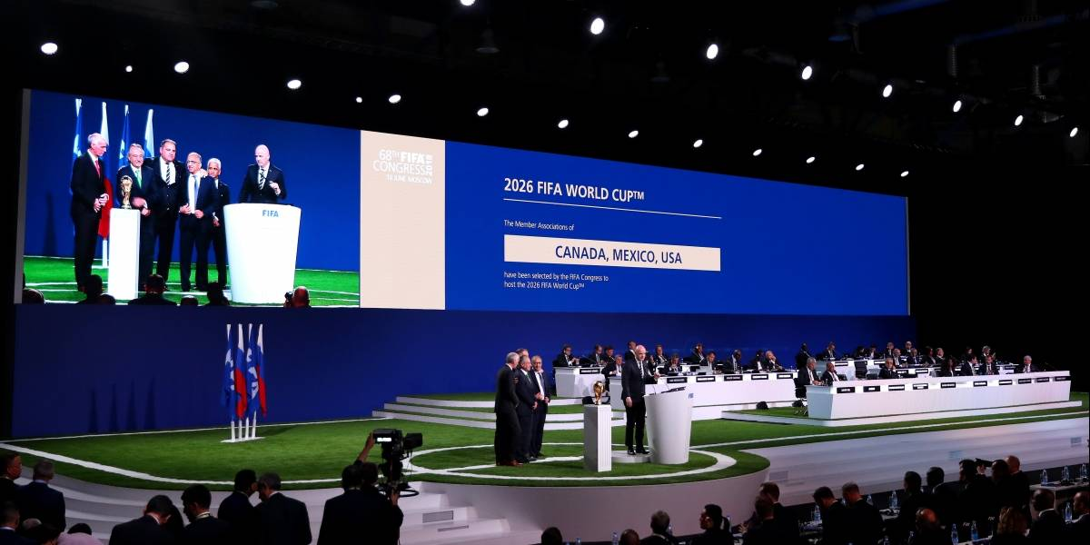 """A la Conmebol no se le traiciona: Presidente del fútbol brasileño arriesga sanción por voto """"díscolo"""" en Mundial 2026"""