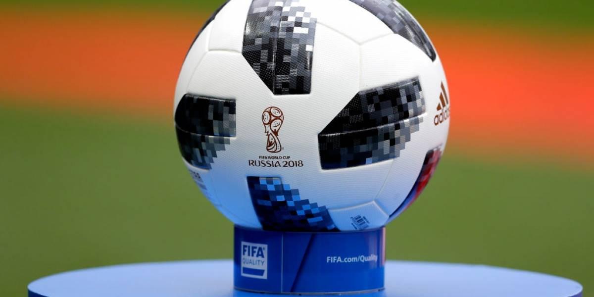 La tecnología dentro del balón oficial del Mundial Rusia 2018